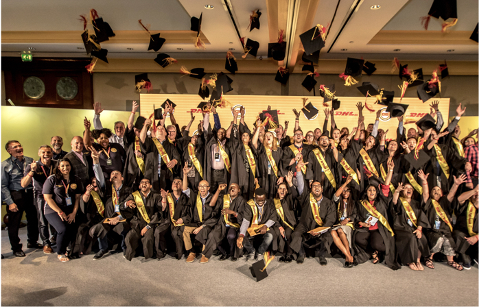 Our Certified International Specialists (CIS) graduating with honours in Dubai!